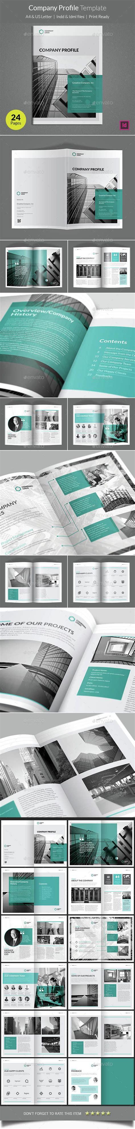company profile indesign template company profile template company profile brochure
