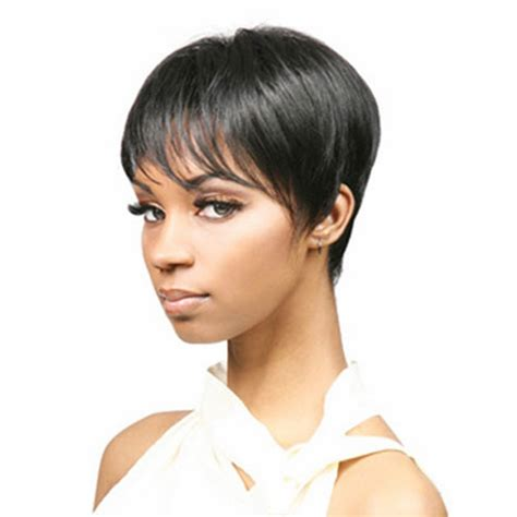 pixie wigs for african american women medusa hair products afro boy cut short pixie wigs for