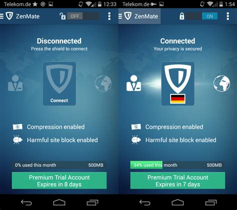 vpn client for android zenmate launches android vpn app that extends its vpn service ghacks tech news