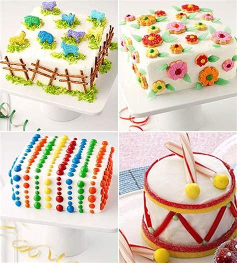 ideas para decorar tartas de cumplea 241 os infantiles