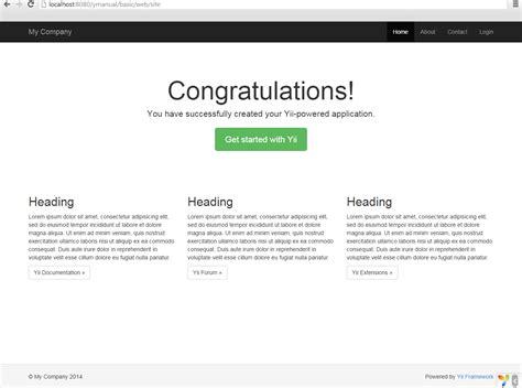 layout yii 2 0 creating seo friendly url in yii 2 0 framework