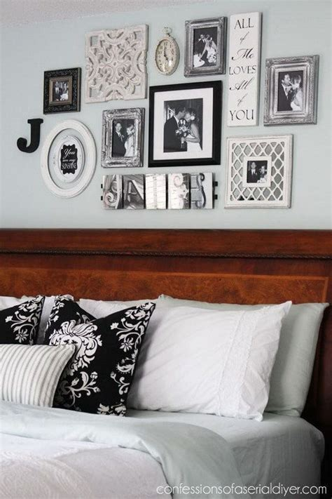 Bedroom Picture Frame Ideas by 20 Awesome Headboard Wall Decoration Ideas Ideas For The