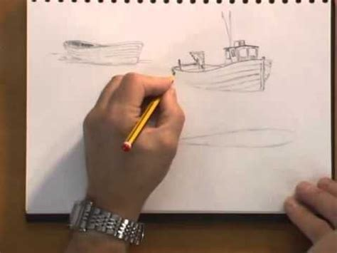 how to draw a boat using figure 8 1000 images about art watercolor seascapes on pinterest