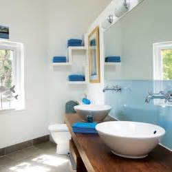Blue Bathroom Decor by Blue Bathroom Bathrooms Design Ideas Image