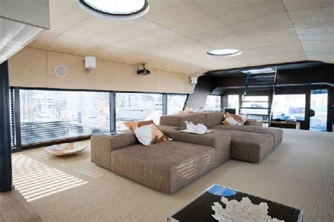 Small Boat Interior Design Ideas Qrooz Yacht Interior Design Of A Luxurious Home On Water