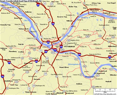 map of pittsburgh wheelin and mealin pittsburgh the glutton s digestthe glutton s digest