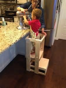 child kitchen helper step stool