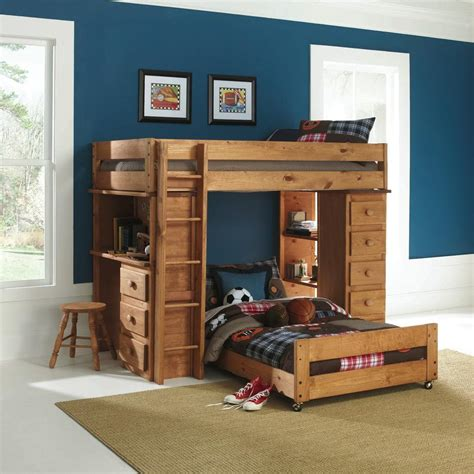 kids bunk bed bedroom sets kids furniture stunning bunk bed with dresser bunk bed