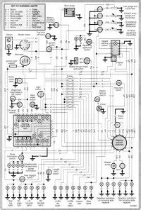 car wiring diagrams car wiring diagram replacement of altenator brushes ford mondeo
