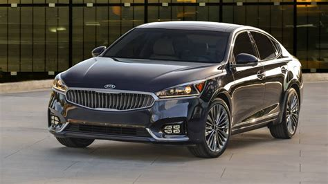 kia k7 review 2017 kia cadenza sedan review with price horsepower and