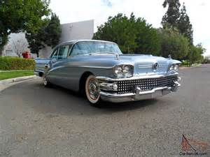 1958 Buick For Sale 1958 Buick Special 2dr Hardtop