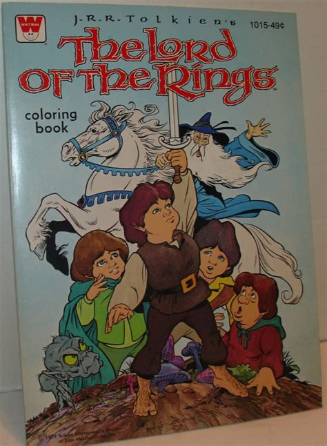 lord of the rings coloring book lord of the rings the 2 warps to neptune