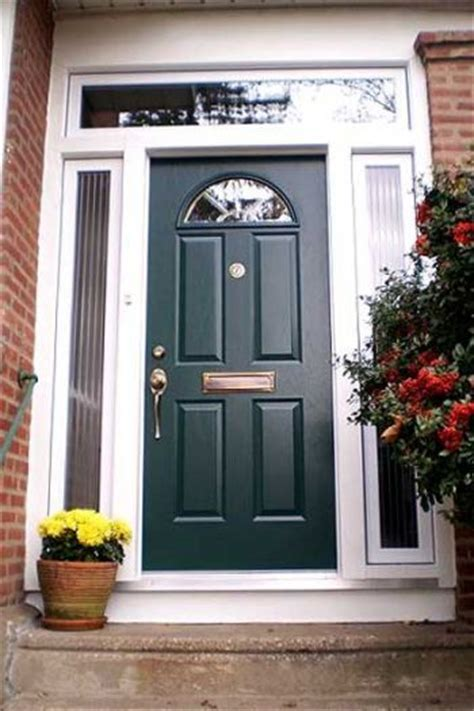 how to select the best front door color