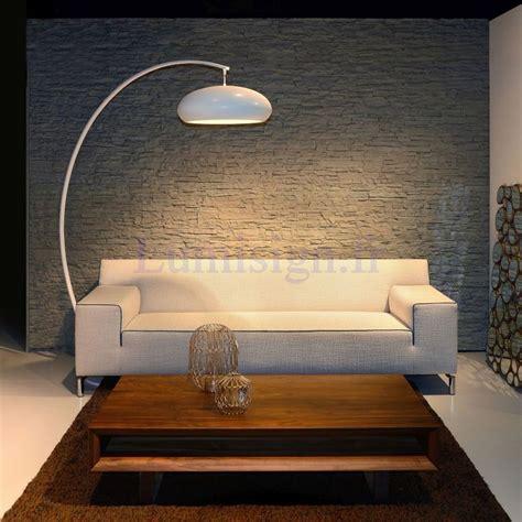 3 Light Floor Lamp Lampadaire Design Arc Vengo Marque Lucide Achat Vente