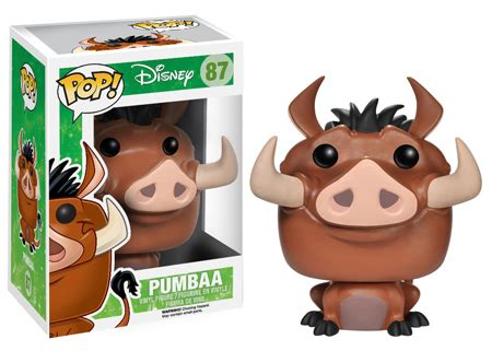 Collectible Funko The King Pumbaa Pop 87 Toys funko pop king checklist set info exclusives list gallery variants