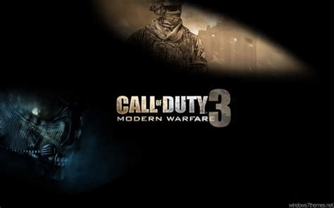 download theme windows 7 call of duty modern warfare 3 call of duty modern warfare 3 windows 7 theme