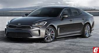 future cars kia s 2018 gt rwd sports sedan could bring