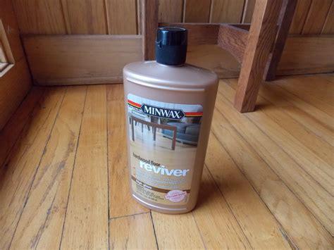 Minwax Floor Reviver by Reviving Our Oak Landing Minwax