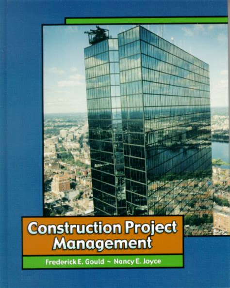 controval us project management fabrication gould joyce construction project management pearson