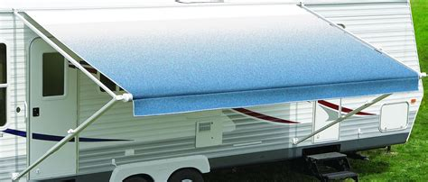 carefree rv awning 960517wht carefree rv awning arm for patio awnings
