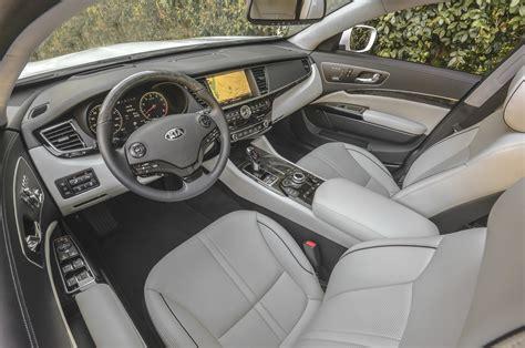 K900 Kia Interior 2016 Kia K900 Adds V 6 Base Engine With Lower Starting Price