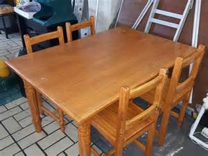 Dining Table And Chairs Leeds Gumtree Dining Table And 4 Chairs George Gumtree South Africa