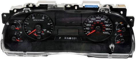 manual repair free 2007 ford f350 instrument cluster 2005 2007 ford f250 f350 f450 f550 instrument cluster repair