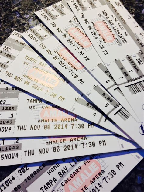 Lighting Tickets by J Dub And Sportschump Debate Hockey S Place In Florida
