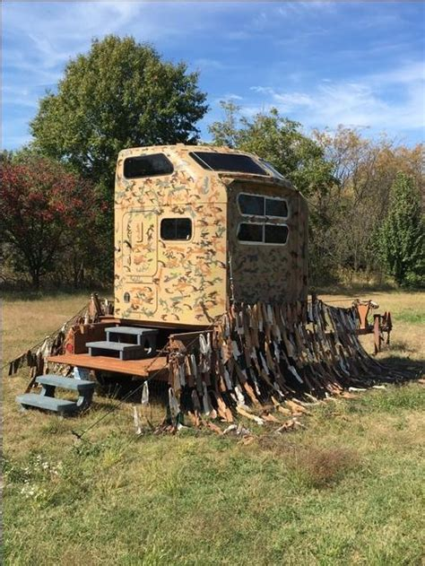 Deer hunting blind / stand, insulated, portable   Rainbow Classifieds