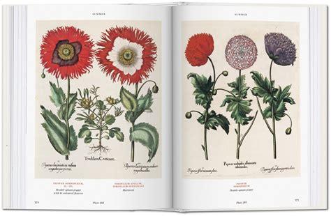 basilius beslers florilegium the basilius besler s florilegium the book of plants gallery taschen books bibliotheca universalis