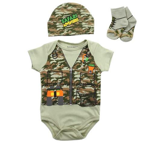 Kacamata Baby Banz Adventure Brown Camo buster brown safari adventure green camouflage 3 layette set
