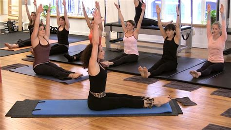 Reformer On The Mat by 30 Day Mat Challenge Pilatesology