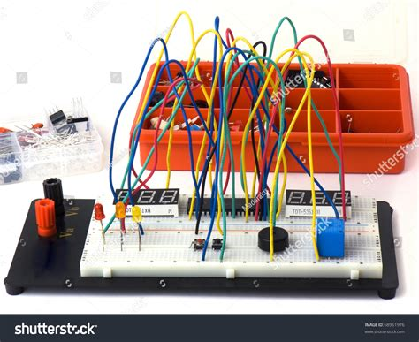breadboard circuit analysis breadboard circuit analysis 28 images lessons in electric circuits volume vi experiments