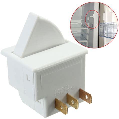 Switch Refrigerator Door Direction by Spdt Ac3 Refrigerator Door Light Switch White 250v 0 5a