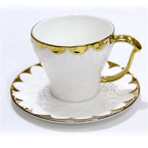 Tea Cup by 0005723 Majestic Golden Tea Cup And Saucer Set Jpeg