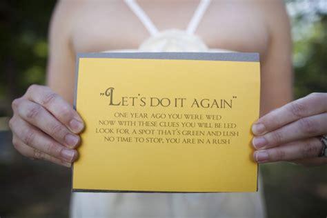 One Year Wedding Anniversary Ideas by Rivernorthlove One Year Wedding Anniversary Celebration