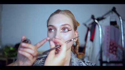 tcnicas de maquillaje profesional t 233 cnicas de maquillaje profesional ojos con glitters por m 243 nica godinez youtube