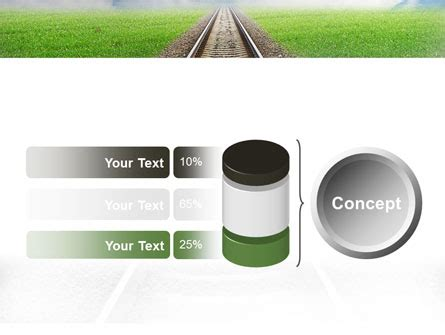 Rails Template by Rails Powerpoint Template Backgrounds 08909