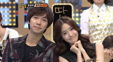 lee seung gi oh yeon seo dating lee seung gi s chase for yoona over the past 5 years