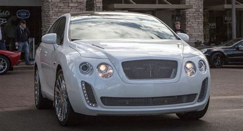 meet venzayga the toyota that thinks it s a bentley