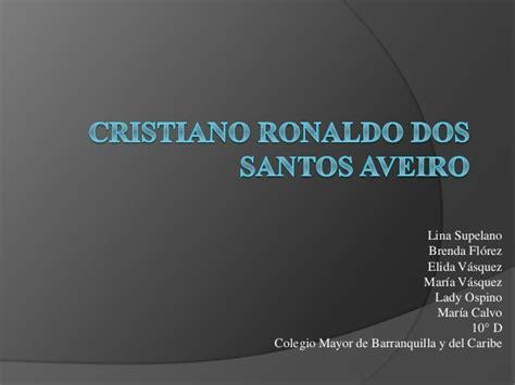 cristiano ronaldo biography powerpoint cristiano ronaldo biography