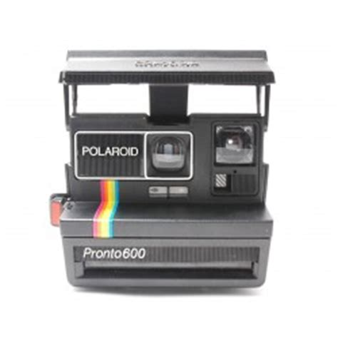 polaroid pronto 600 instant camera we love pola