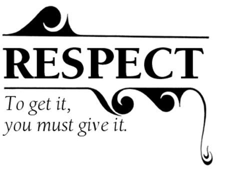 left handed knitter navigating the world: r is for..respect