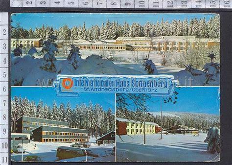 internationales haus sonnenberg postcards from niedersachsen collection of european postal