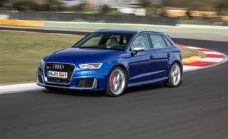 2016 audi rs3 sportback review gtspirit
