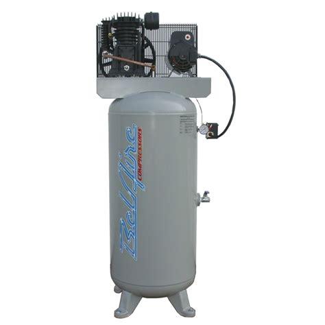 american imc 216v belaire 5hp 60 gallon 2 stage air compressor imc216v