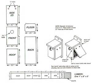 bluebird house plans easy dining room table centerpieces bluebird house plans