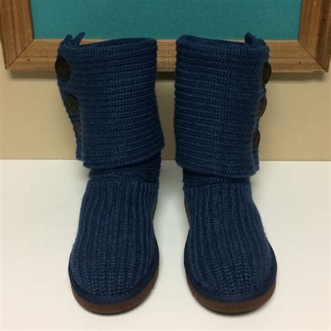 knit sweater boots 63 ugg shoes ugg cardy button sweater knit boots
