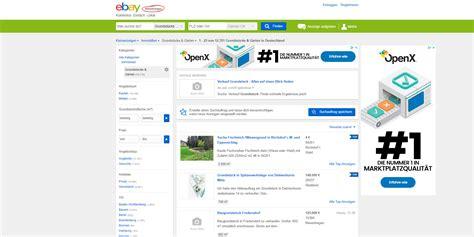 Garten Mieten Ebay Kleinanzeigen by Alternativen Zu Ebay Kleinanzeigen Grundst 252 Cke Die