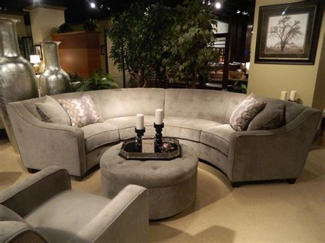 semi circle couch sofa 21 best round couches images on pinterest round couch